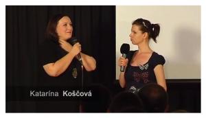 TEDx Kežmarok 2013 - Katarína Koščová