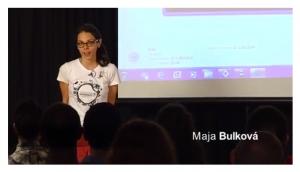 TEDx Kežmarok 2013 - Maja Bulková