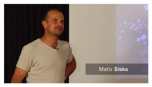 TEDx Kežmarok 2013 - Maťo Siska