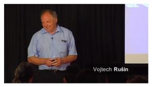 TEDx Kežmarok 2013 - Vojtech Rušin